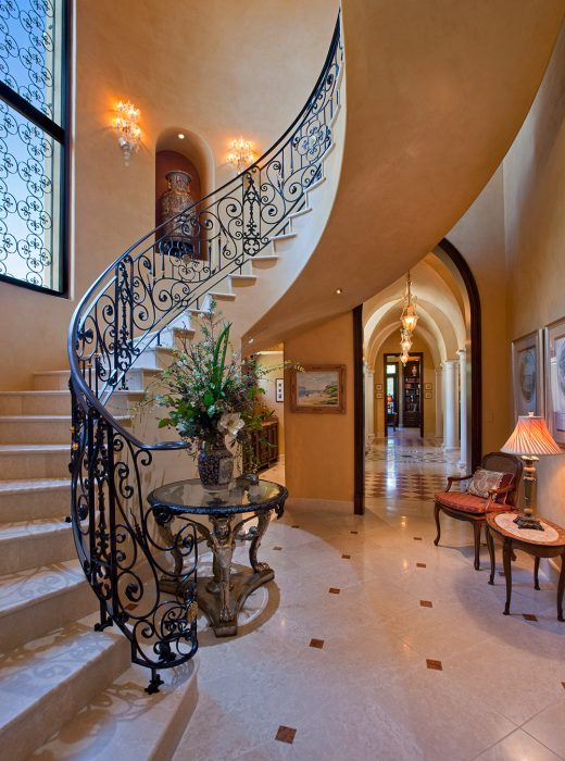 Island Cove Residence Staircase