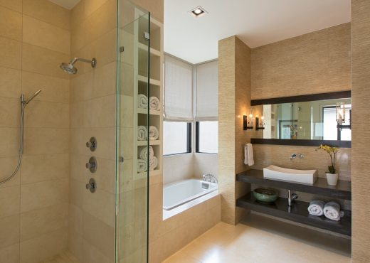 Lake Austin Residence Bathroom 1