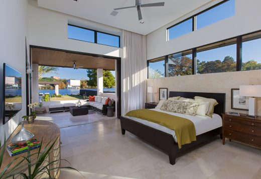 Lake Austin Residence Bedroom 1